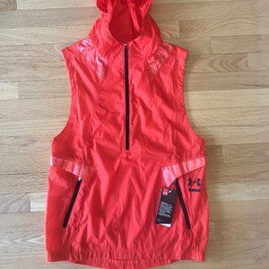 NWT Men's Under Armour Fitted Running Vest SZ S